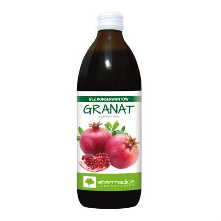 ALTER MEDICA SOK GRANAT 1000ml