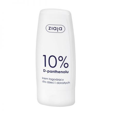 ZIAJA KREM 10% D-PANTHENOLU 60 ML